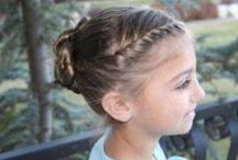 Hairstyles for the little one