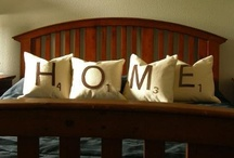 HOME SPACES / There's no place like home. / by Kelly Allardyce