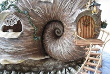 Fairy Houses & Furniture / by Kim Watnos-Olson
