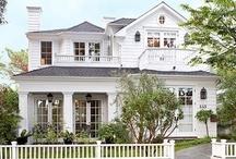 House love / Hooked on houses / by T a m r a  T i n g e y DESIGN