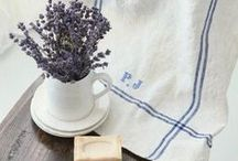 l a v e n d e r... / a lavender garden for luck and gift giving. thank-you