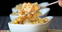 Mac + Cheese = Yum