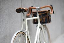 bicyclette / because it sounds better in french