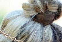 Hair, nails, digs