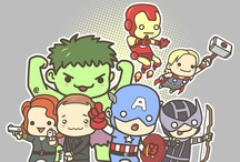 Superheroes / by Cindy Morris