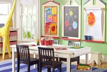 Playroom options / by Trella H.