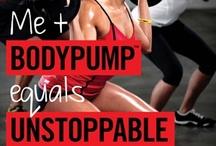 Body Pump / by Michael Gilstrap