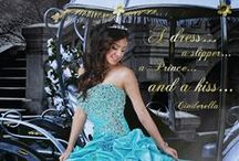 Disney Royal Ball / Our Fall 2013 Royal Ball Quinceanera Collection! www.impressionbridal.com / by Impression Bridal