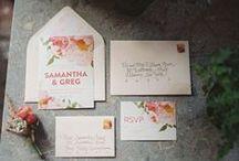 Invitations / by Impression Bridal