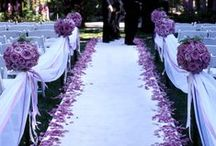 Luxe Lavender / Pretty in purple, lovely in lavender! / by Impression Bridal