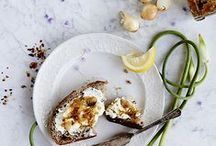 food styling / pretty food, interesting composition and colours
