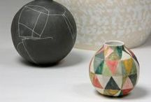 Functional Ceramics / Bowls, vases, etc.... / by Vanessa Skiles