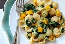 I Love Pasta / Ich liebe Pasta - hier ist mein Inspirationsboard zu den herrlichen Teigwaren --- All about Pasta - I love it!