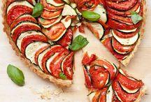 Pizza & Hearty Tartes