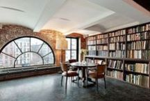 Reading and writing spaces / Where books are found