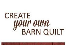 """Barn Quilt """"How To"""" / Here is a collection of """"how to"""" videos to get that barn quilt up and installed. Send us your tips and tricks."""