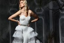 Impression Bridal Fall 2015 Collection / Pretty dresses for your special day! impressionbridal.com