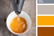 KOLORY & PALETY / Zainspiruj się i stwórz swoją paletę kolorystyczną