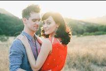 ENGAGEMENTS / Engagement shoot ideas
