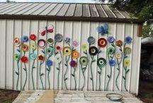 Garden/Outside / by Eileen Saunders