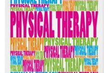 Physical Therapy / by Felicia Atkinson