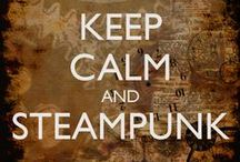 Steampunk Geekery / Step into another timeline.