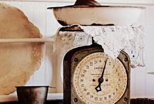 Country Kitchen / My dream kitchen - a splash of country, a dash of farmhouse, a sprinkle of vintage!