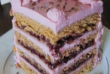 Sweet Delights / baking & desserts / by Maggie LeFleur