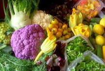 Eat your veggies! / salads, veggies - raw & cooked / by Maggie LeFleur