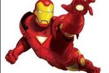 Super Hero Geekery