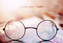 Harry Potter / Always. ❤️ / by Megan Jane Farley