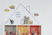 Kinderkamer / by Knutselen