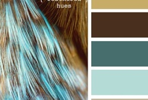 mixed color palettes,colors / by Teri Ives