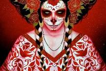 Writing Inspirations - Cultures, Carnivals & Festivals / by Valerie Axline