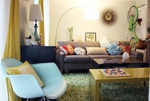 Apartment Living / by Rachael Nichol
