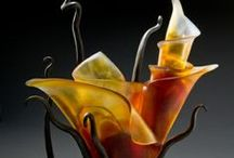 Glass and Pottery Art