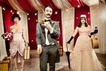 Carnival wedding  / by Janae Duarte