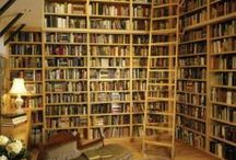BookShelves / Beatuiful BookShelves for Book Warmers
