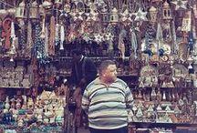 Street Markets / World wide Markets