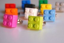 Lego / by Knutselen