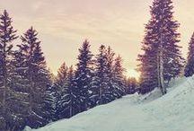 / snow /