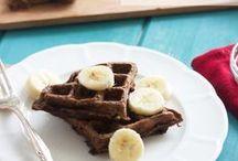gluten free breakfast / by Marci Cohen