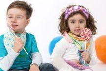 Baby accessories By Multifaces_design / Accessori per bambini cuciti a mano: Foulard, gonne, cerchietti per capelli. Ideati e realizzati da a Multifaces design.