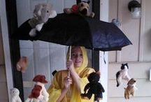 Rainy Day Halloween Costumes