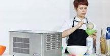 Musso Ice Cream machines / Ice cream machine, Gelato maker, sorbet, yogurt, ice cream maker