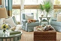 Home Sweet Home / Living rooms, and bedrooms I love.