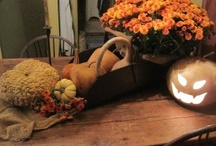 FALL DECORTING / by ~SHELLEY BREWER~ ~KARA'S KLOSET~