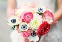 Bouquets + Floral / Bouquet and floral inspiration. #weddingbouquets #bridalbouquet #bridesmaidbouquet @floral / by Something Borrowed Portland Vintage Rentals