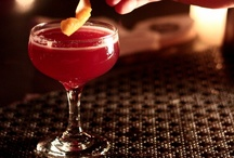 Our Classic Cocktails / Classically prepared cocktails served at the Firehouse Lounge in Austin, TX