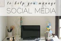 Marketing & Learning / Social media, blogging & small business marketing